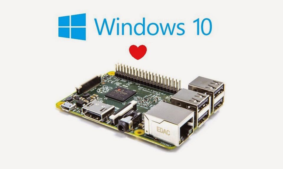 Window 10 Raspberry Pi